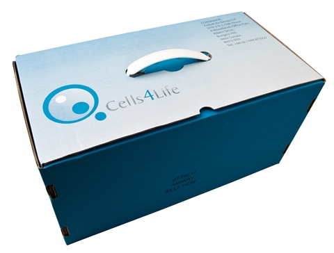 cell4life cord blood kit